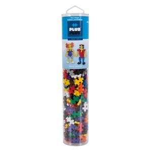 Image of Plus-Plus 240-Piece Plus-Plus® Basic Mix Tube 5 - 12 years (1586463)