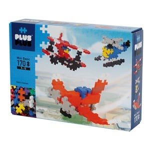 Image of Plus-Plus 170-Piece Plus-Plus® Basic Fly 5 - 12 years (1586466)