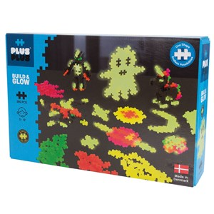 Image of Plus-Plus 360-Piece Plus-Plus® Build & Glow 5 - 12 years (1586470)