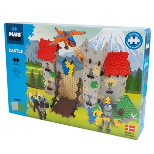Image of Plus-Plus 760-Piece Plus-Plus® Basic Slot 5 - 12 years (1586475)