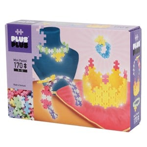 Image of Plus-Plus 170-Piece Plus-Plus® Pastel Smykker 5 - 12 years (1586468)