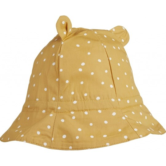 Liewood Anders Sun Hat Confetti/Mellow Yellow Confetti Yellow Mellow