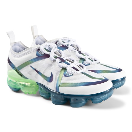 NIKE Air VaporMax 2019 Sneakers Summit White/Multicolor White 100