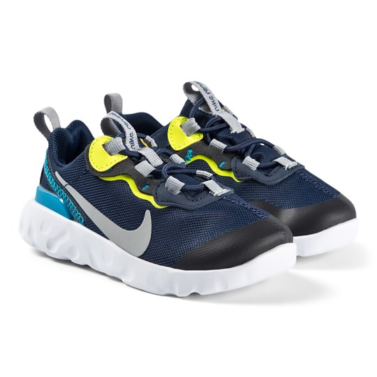NIKE Element 55 Infant Sneakers Midnight Navy/Light Smoke Grey 400