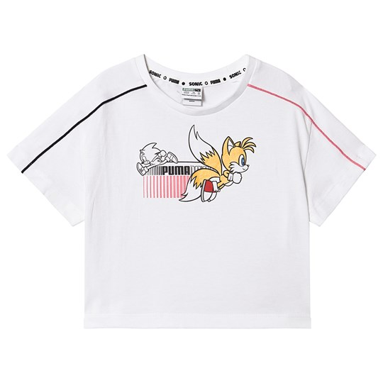 Puma Puma x Sonic The Hedgehog™ T-Shirt White 02