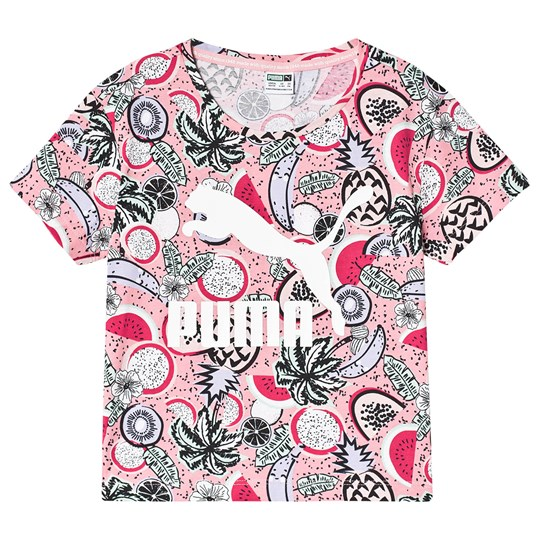 Puma Fruit T-shirt Pink 74