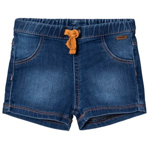 Image of Minymo Chambray Shorts Blåt 74 cm (6-9 mdr) (1500944)