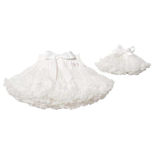 DOLLY by Le Petit Tom Petti Skirt Off-white 白色