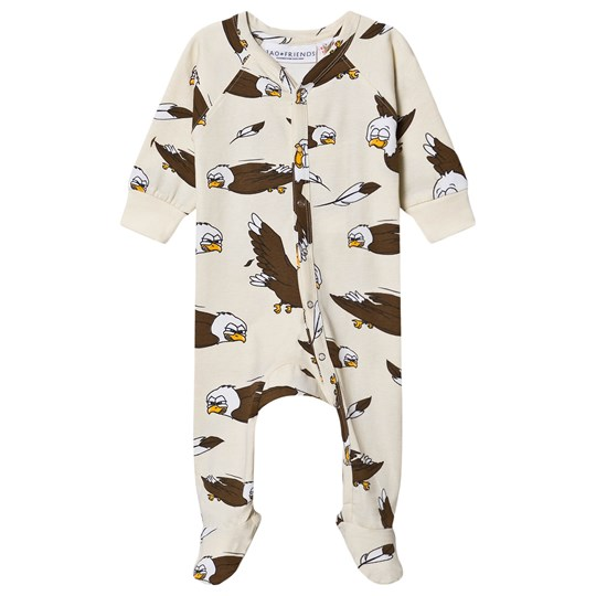 Tao&friends Eagle Footed Baby Body Light Beige Light Beige