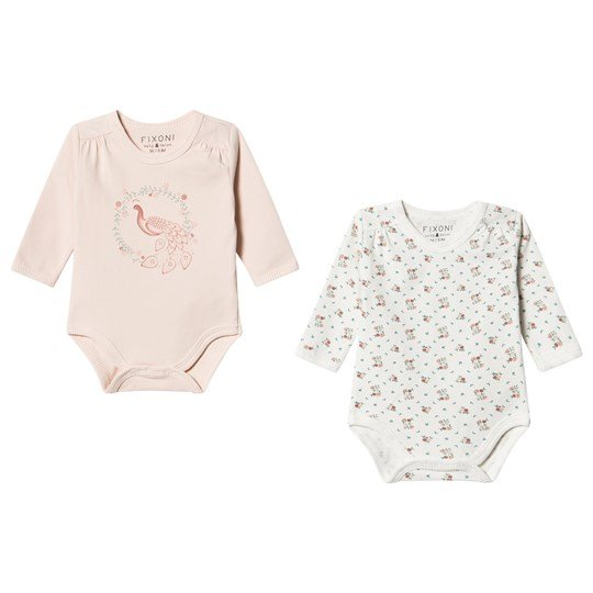 Fixoni 2-Pack Baby Body Pink Soft Rose