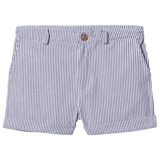 Olivier London Jude Shorts Marino Stripe Marino Stripe