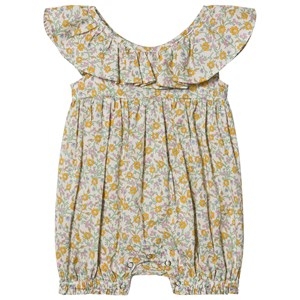 Image of Olivier London Bea Romper Hannah Fay Yellow 1-2 Years (1580010)