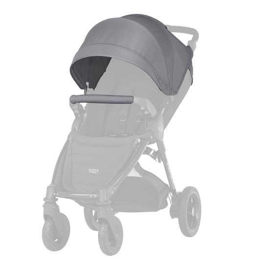 Britax B-Motion Canopy Pack Steel Grey Steel Grey