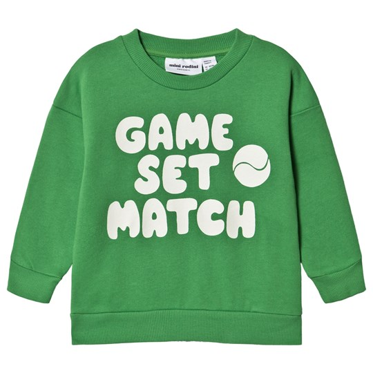 Mini Rodini Game Sweatshirt Green Green