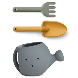 Liewood Lotus Gardening Set Blue Mix