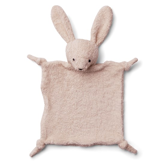 Liewood Lotte Cuddle Blanket Rabbit/Rose Multi