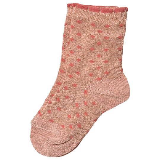 MP Lucy Ankle Socks Soft Coral Soft Coral