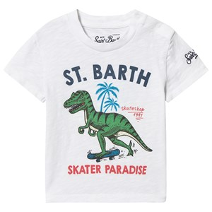 Image of MC2 Saint Barth Flynn T-Shirt Skater Dino 10 years (1578391)