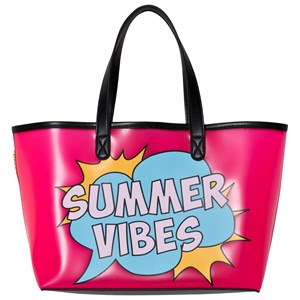 Image of MC2 Saint Barth Summer Vibes Beach Taske Pink One Size (1578532)