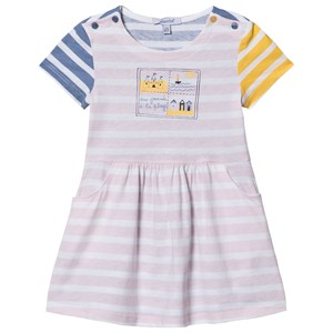 Image of Absorba Stribe Jersey Kjole Pink 2 years (1538722)