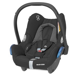 Image of Maxi-Cosi CabrioFix Spædbarnsbærer Essential Black One Size (1586717)