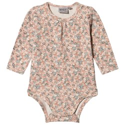 Wheat Liv Baby Body Multi Flowers