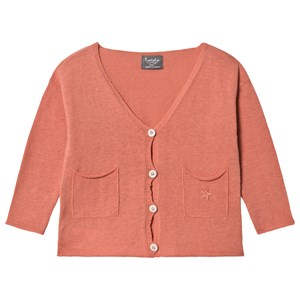Image of Tocoto Vintage Cardigan Salmon 4 Years (1550454)
