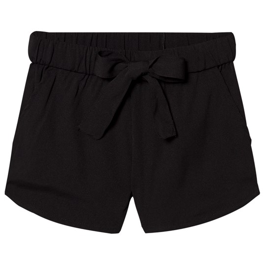 How To Kiss A Frog Dee Shorts Svart blk w silver pipe
