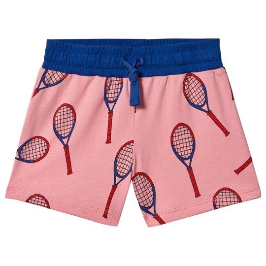 Mini Rodini Exclusive Tennis Shorts Special Pink Pink