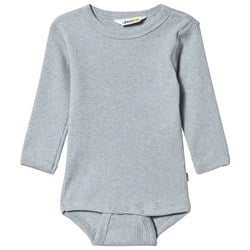 Joha Baby Body Blue Melange
