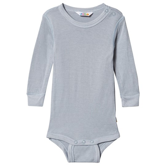 Joha Baby Body Grey Blue Greyblue