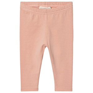 Image of Mini Sibling Leggings Peach 6-12 mdr (1535839)