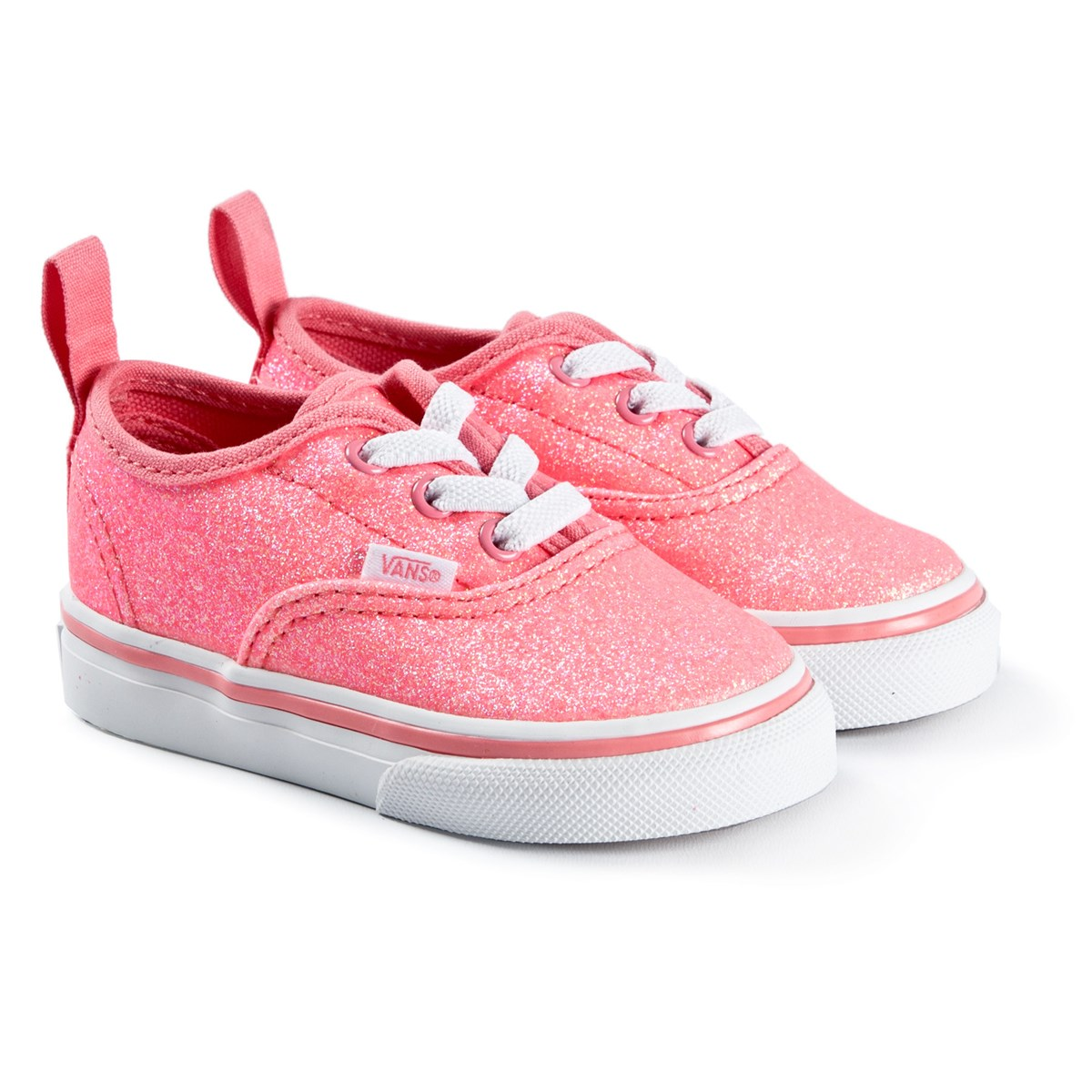 Authentic Infants Sneakers Neon Glitter