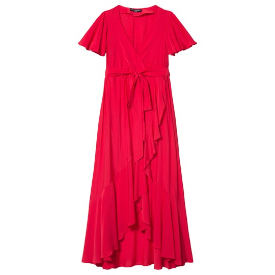 Pietro Brunelli Evening Maternity Dress Strawberry Strawberry