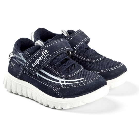 Superfit Sport7 Mini Sneakers Navy Blue