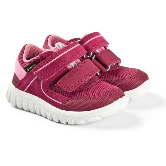 Superfit Sport7 Mini Sneakers Red/Pink RED/PINK