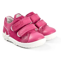 Superfit Starlight Sneakers Pink