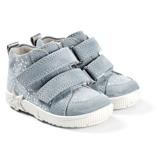 Superfit Starlight Shoes Light Blue Lightblue