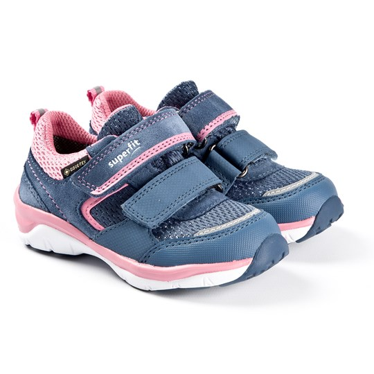 Superfit Sport5 Mini Sneakers Pink Blue/Pink