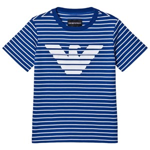 Image of Emporio Armani T-Shirt Blå 16 years (1571567)