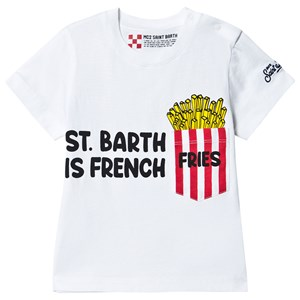 Image of MC2 Saint Barth Eddy T-Shirt French Fries 6 years (1578458)