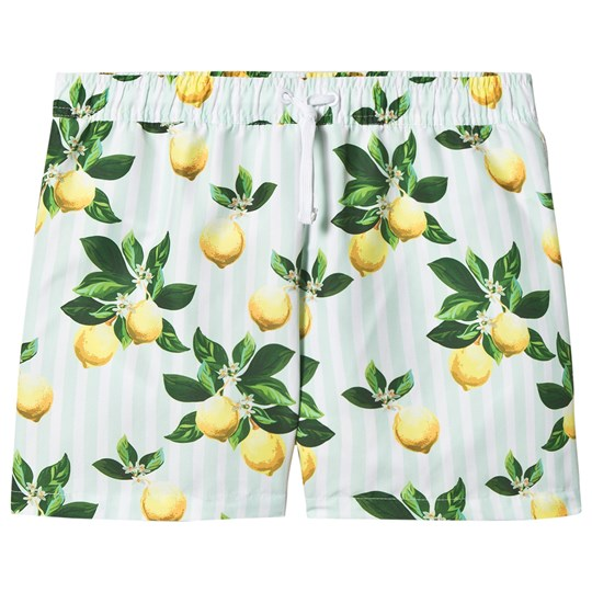 Kuling Kuling x Kenza Adult Swim Shorts Lemon