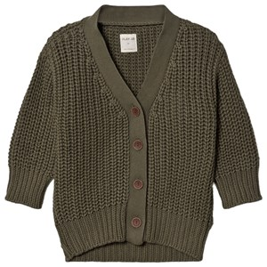 Image of Play Up Cardigan Knitted Algae 3 Years (1580485)