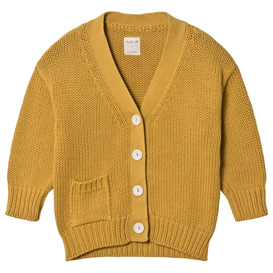 Play Up Cardigan Knitted Sea Almond SEA ALMOND