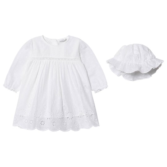 Hust&Claire Konstance Dress White White