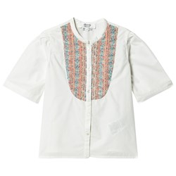 Bonpoint Blouse Multi Embroidered Detail