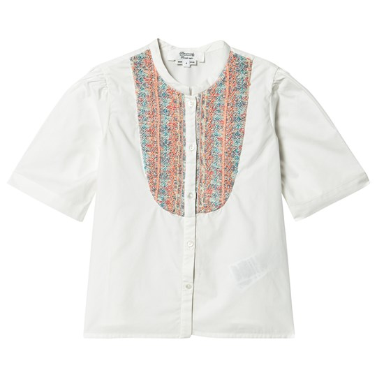 Bonpoint Blouse Multi Embroidered Detail 102