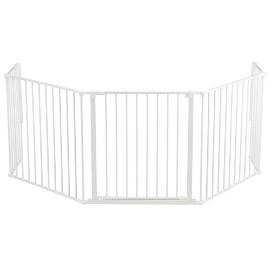Baby Dan Olof XL Safety Gate White White