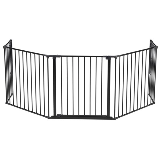 Baby Dan Olof XL Safety Gate Black Black