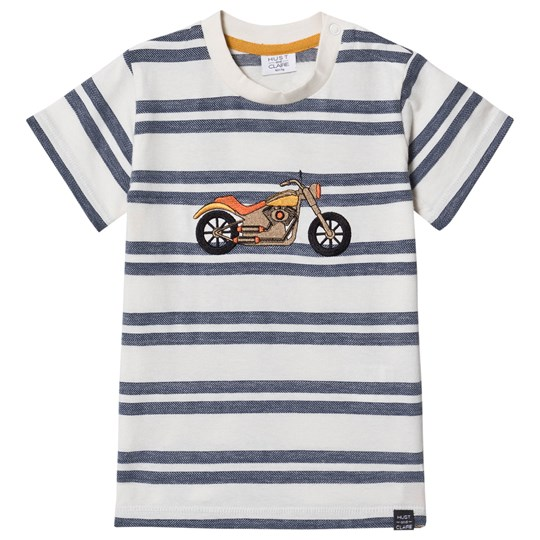Hust&Claire Andy T-Shirt Blue Moon Blue moon